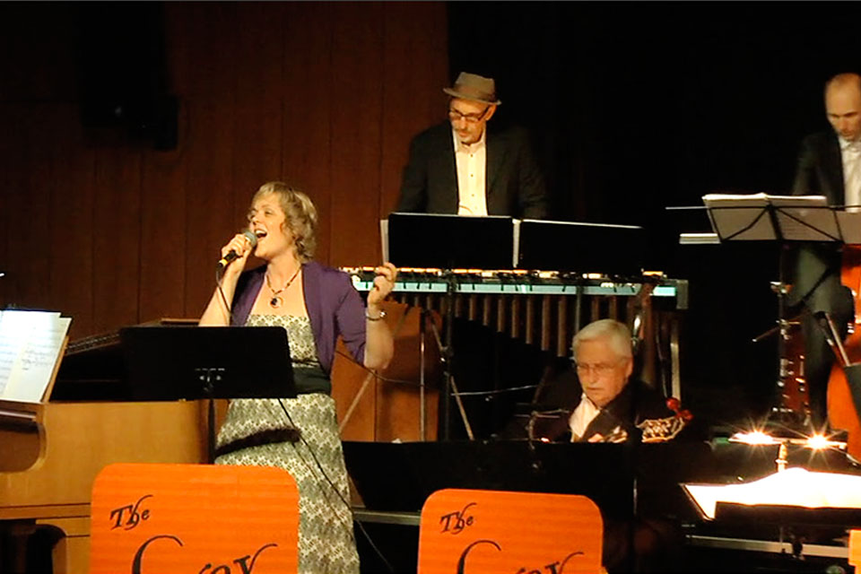 Jane and The Savoy Big Band Band