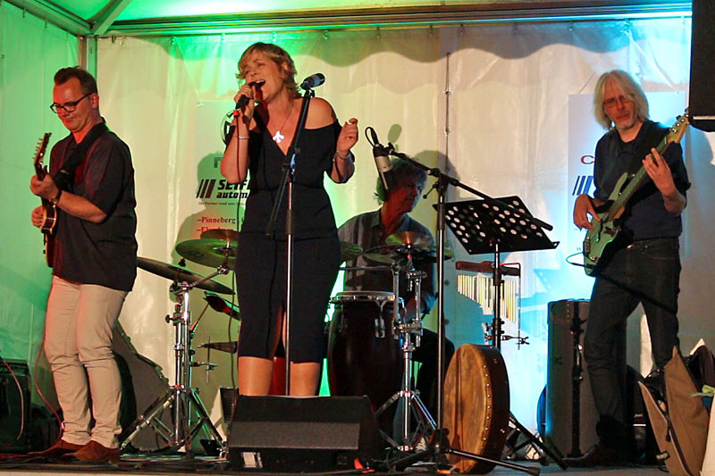 Jane O'Brien Band Summer Jazz Festival Pinneberg